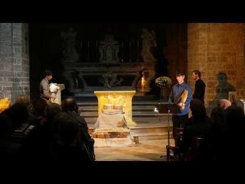 La Flama extraits Concert St-Guilhem-le-Désert