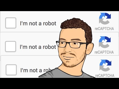 Are you a robot, or what?