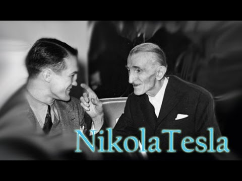 NIKOLA TESLA - Everything is the Light - Interview with Nikola Tesla ⚡️