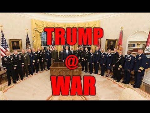 Official Trump @ War  Full Movie BY STEVE BANNON just in time for mid-term election, enjoy!!!!!!!