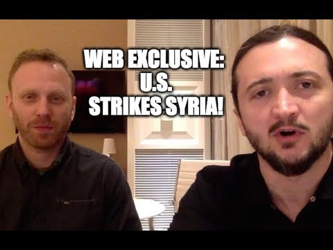 WEB EXCLUSIVE: Strikes In Syria - The Hard Facts (with Max Blumenthal)