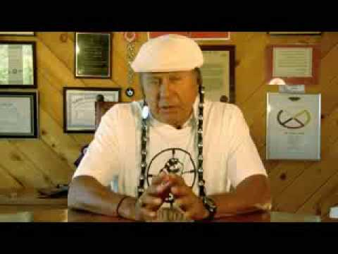 The Will to Resist by Russell Means - part 1    Republic of Lakotah