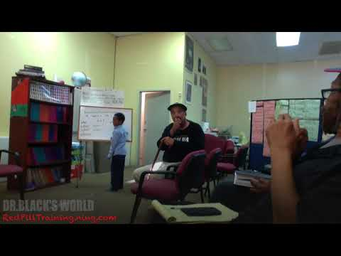 Interrogation & Interrogatives - Dr. Black's World (full class)