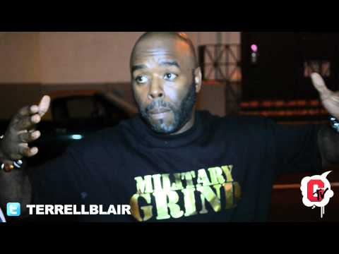 Terrell Blair Interview