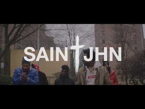 SAINt JHN - 3 Below [Official Video]