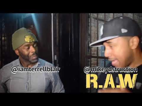 Mikey D'Struction Talks Rap Battles In the 80's & Battling Melly Mel, Steady B,Mr.Cheeks, Kwame