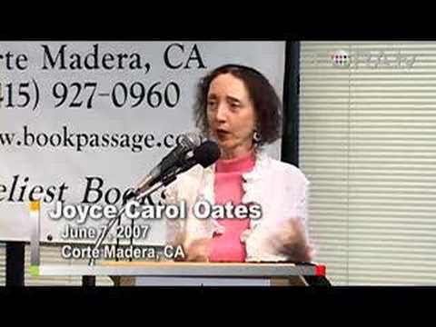 Joyce Carol Oates - On Writing Characters