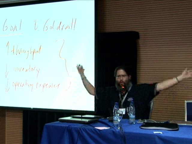 Introduction to Agile and the Theory of Constraints