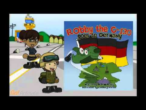Robby the C-130:  2011 Commercial Animation