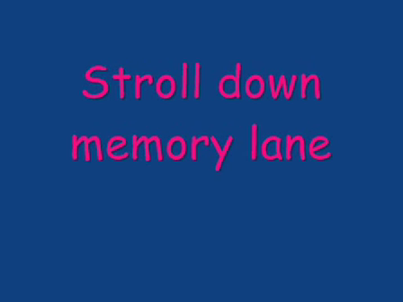 Stroll_down_memory_lane