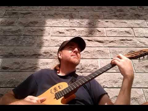 Crazy (Gnarls Barkley) · excerpt [fingerstyle guitar cover]