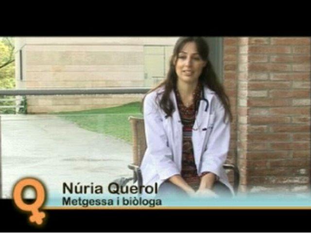 Terrassenques- Entrevista a Núria Querol