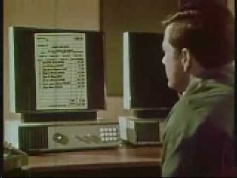 1966 prediction of the home computer