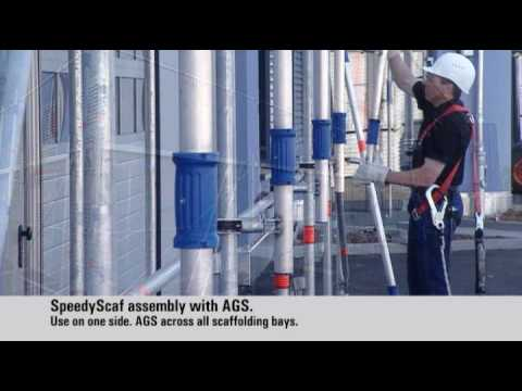 Layher Scaffolding USA - Advance Guardrail System - www.layherusa.com