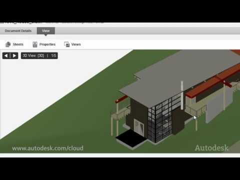 Autodesk® Cloud documents Video Demo