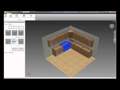 Autodesk Inventor ETO can help manufacturers of cabinets and other furnitures
