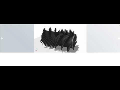 3DDrawing interactief film