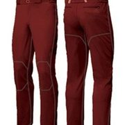 wholesale brick red smart baseball pant suppliers