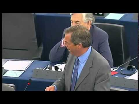 UK IP Nigel Farage on Spanish Bailout- The genius of Mutual indebtedness - June 2012