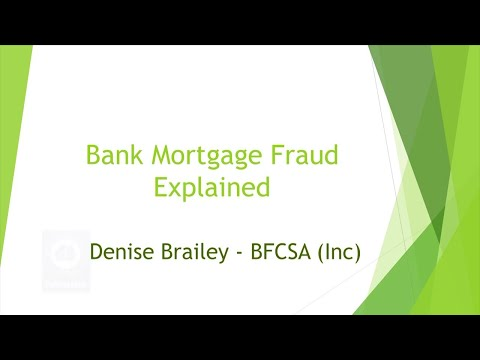 Bombshell! Denise Brailey on the mortgage fraud that will smash Australia's financial system!