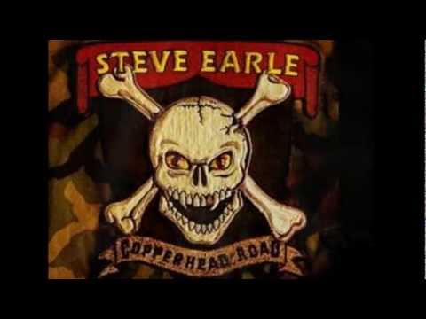 Steve Earle. Back To The Wall..