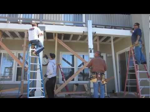 "Jonny Wolf Construction ""Backyard Beams"" 2013"