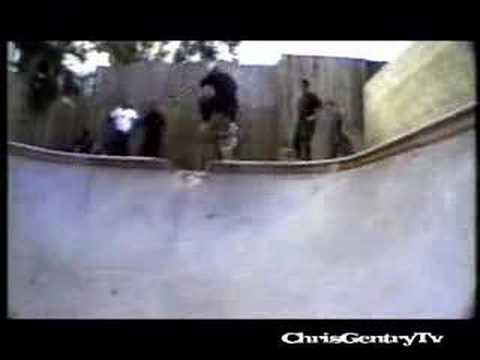 Chris Gentry Pro Ridin 1991-1999