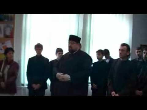 Discurs partener proiect preot Alic Daniel , consilier cultural Episcopia Caransebes