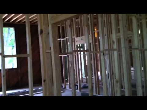 The Alabama House In Progress