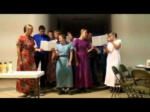 Gift of Song at the Mennonite Church 3