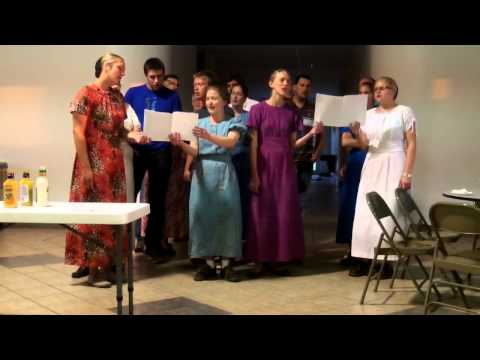 Gift of Song at the Mennonite Church 1