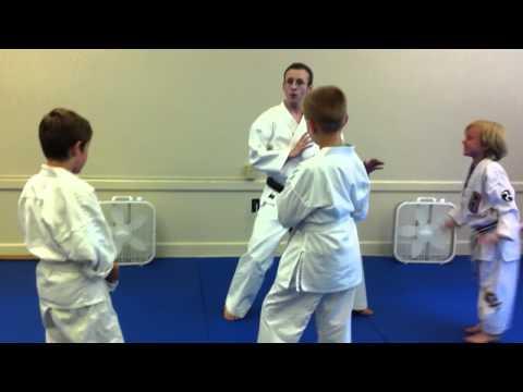 Verbal Judo - Timeout Word Block