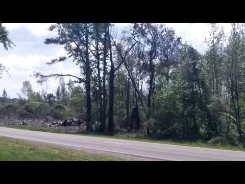 UBBT Alabama Tornado Destruction