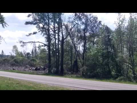 UBBT Alabama Tornado Destruction