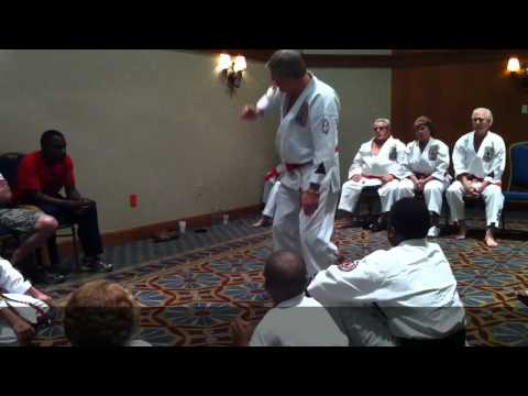 KIAI Isshinryu Grand Nationals 2011 Master's Seminar