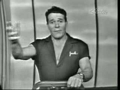 Jack Lalanne - Unhappy people