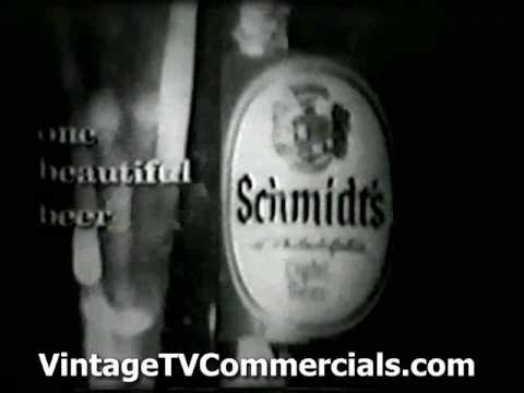 Schmidt's One Beautiful Beer Commercial
