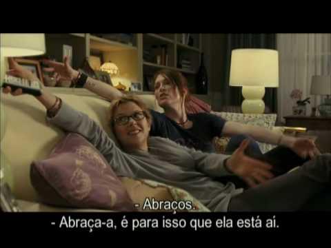 OS MIÚDOS ESTÃO BEM (The Kids Are All Right) - Trailer em Português