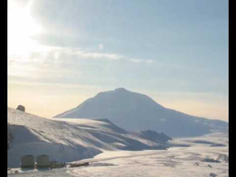 Antarctica Time lapse: Um Ano de Gelo