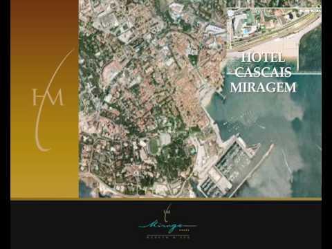 Location of Hotel Cascais Miragem