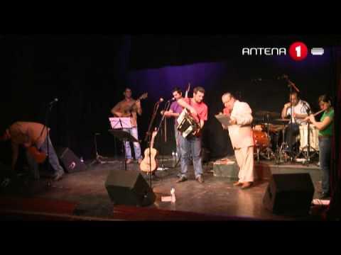 Toques do Caramulo no Viva a Música - Antena 1