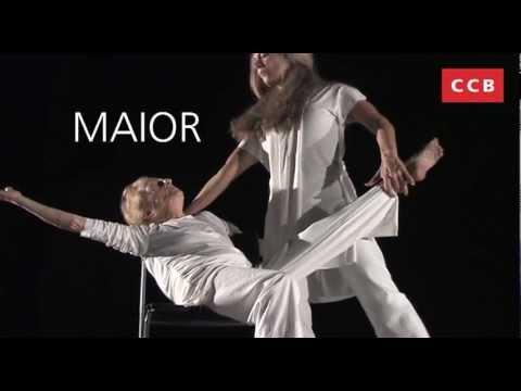 MAIOR de Clara Andermatt _ CompanhiaMaior
