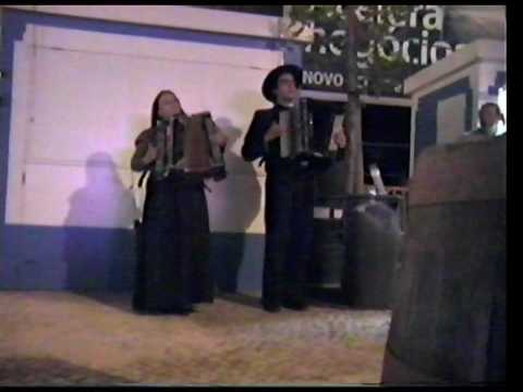 ALBUFEIRA, Praia do ALGARVE ACORDEÃO e MUSICA - PORTUGAL