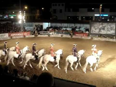 Espectáculo Equestre Caballux