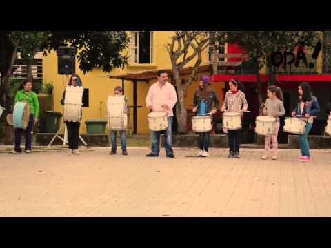 opÁ! orquestra percussiva de Águeda | 1º Grande Encontro - sex 11 Abr 2014 @ d'Orfeu