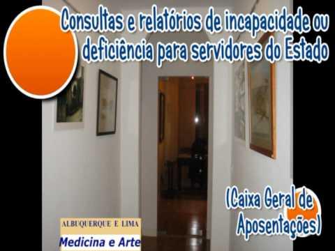 Consultas e Relatórios de Incapacidade ou Deficiência para servidores do estado (CGA)