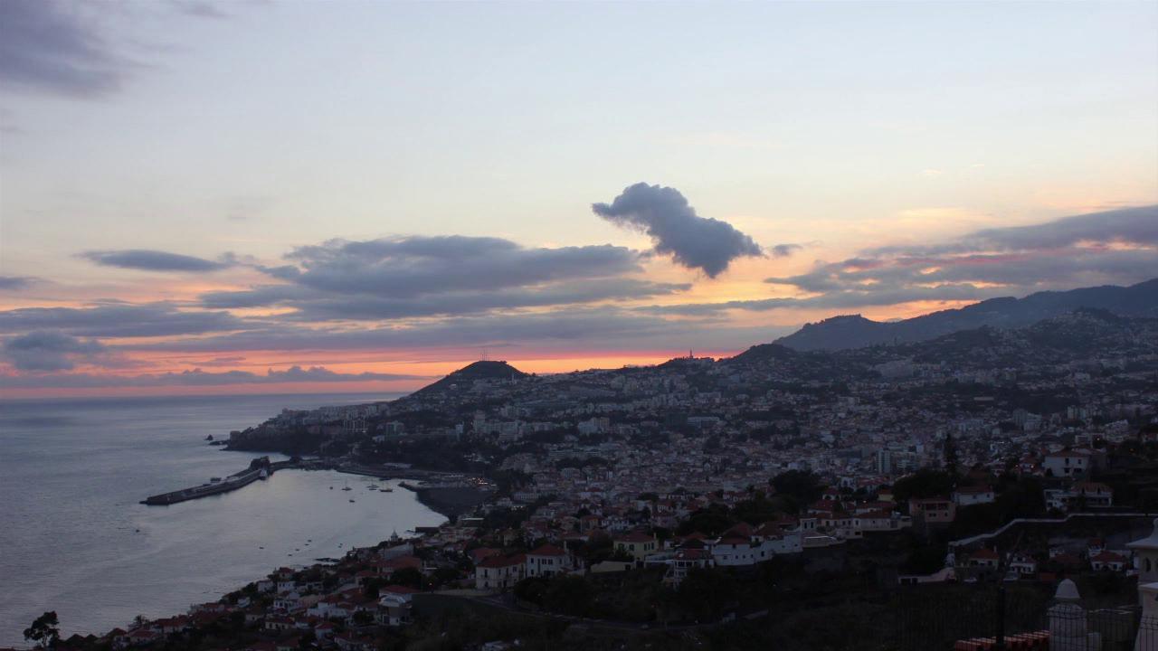 Funchal por um dia... Time Lapse Funchal