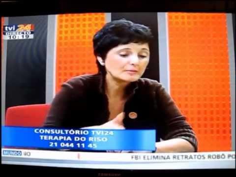 """""""Muda com Riso"""" na TVI Consultório"""