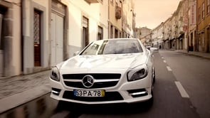 48 horas no Porto com a Mercedes-Benz SL