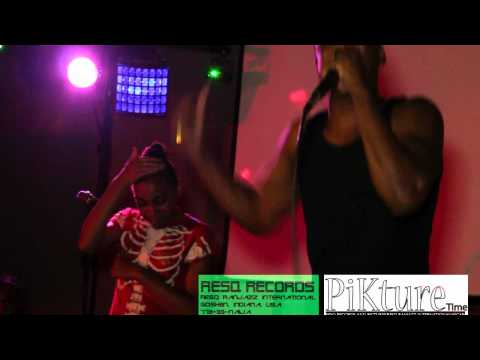 Octane performs Grace Walk at Excalibar's Album Release Party on Midwest's Finest